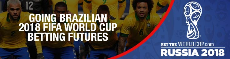 2018 World Cup Betting Futures Odds