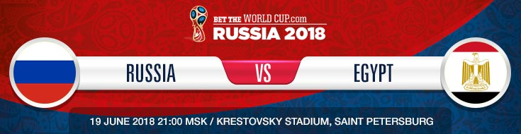 Betting the World Cup Russia vs. Egypt Lines Analysis