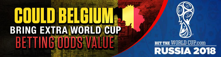 Belgium Odds and Betting Analysis for 2018 Russia World Cup